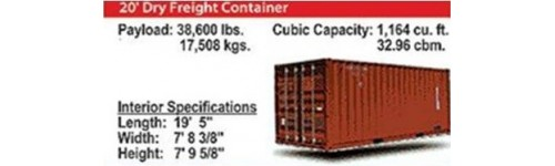 Chasis & Container